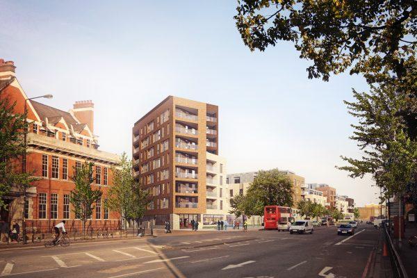 Wooddene, Peckham