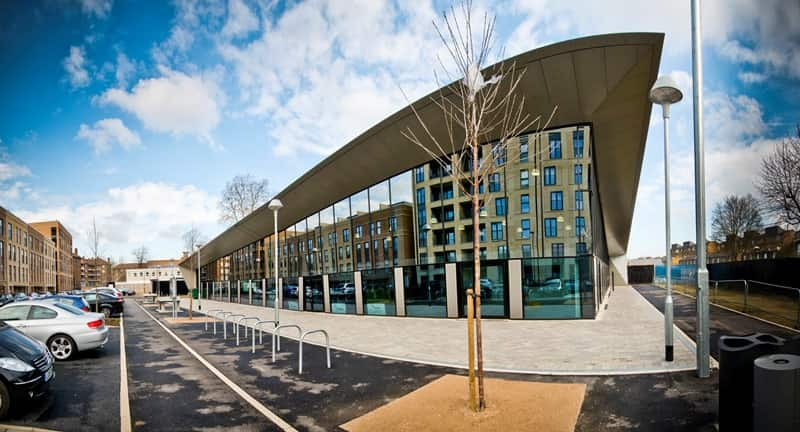 Myatts Field, South London